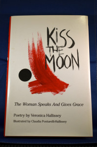Kiss The Moon Book Cover